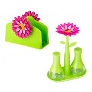 Vigar Set de bucatarie 4 piese Flower Power