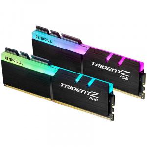 G.Skill Trident Z RGB 16GB DDR4 4600MHz CL18 1.5v Dual Channel Kit F4-4600C18D-16GTZR