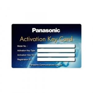 Panasonic KX-NSP110W - 10 licente -( E-mail + Inregistrare 2 Cai  + Extensie Mobila + CA Pro)
