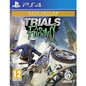 Ubisoft Trials Rising Gold Edition - PS4