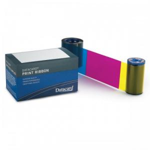 Datacard Ribon color 568971-002  YMCK-K