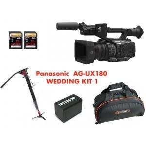 Panasonic AG-UX180 WEDDING KIT