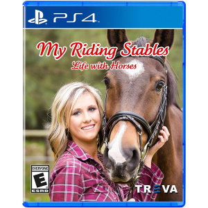 Kalypso Media My Riding Stables Life with Horses PlayStation 4