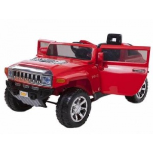 Hummer Red