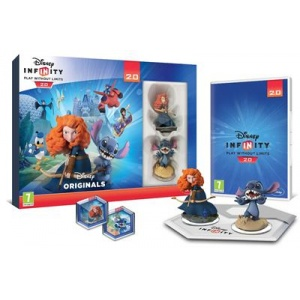 Buena Vista Home Entertainment Disney Infinity 2.0 Disney Originals Toybox Starter Pack Xbox One