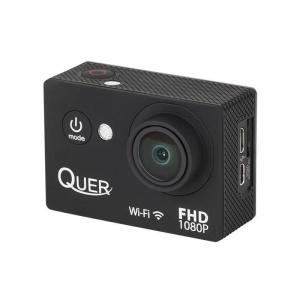 Quer Camera Video de Actiune KOM0904 Full HD Black