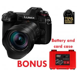 Panasonic LUMIX DC-G9L KIT LEICA 12-60mm f/2.8-4.0 + BONUS