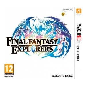 Square Enix Final Fantasy Explorers - 3DS