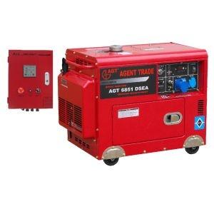 AGT Generator electric cu automatizare 6851 DSEA