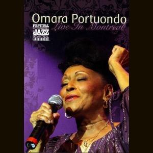Omara Portuondo Live in Montreal (1 DVD)