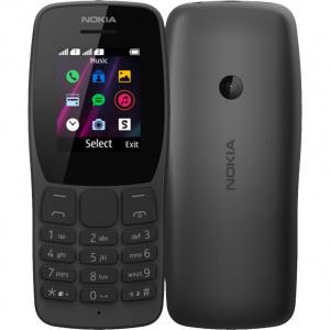 Nokia 110 (2019), Dual SIM, Negru