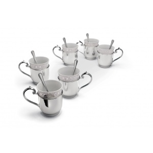 Chinelli Set pentru ceai Oriental