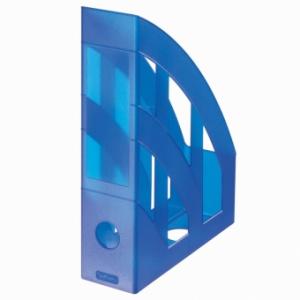 Herlitz SUPORT DOSARE PLASTIC A4 ALBASTRU REGAL 10095255
