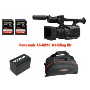 Panasonic AG-UX90 WEDDING KIT 1