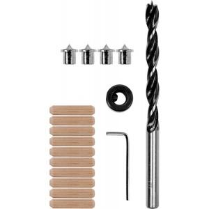YATO Set pentru imbinari cu dibluri lemn 6 mm YT-44112