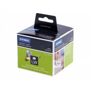 DYMO Etichete LabelWriter DY99018 39x190mm  hartie alba  biblioraft 50mm - S0722470