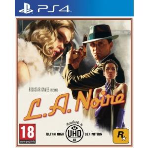 TAKE 2 Interactive La Noire PS4