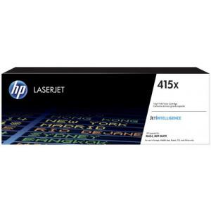 HP 415X High Yield Black Original LaserJet Toner Cartridge (W2030X)