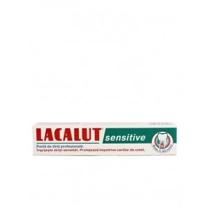 Zdrovit Lacalut Pasta de dinti 75 ml Sensitive