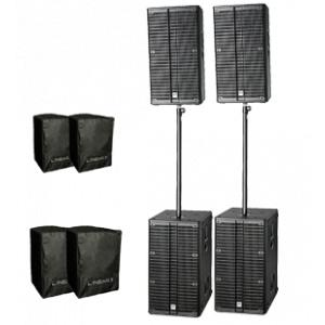 HK Audio LINEAR 5 Club Pack