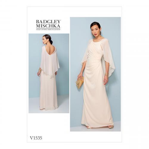 Vogue Tipar rochie V1535