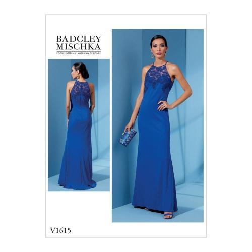 Vogue Tipar Rochie V1615