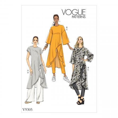Vogue Tipar combinatii femei V 9305