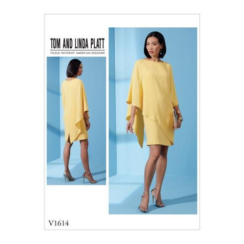Vogue Tipar Rochie V1614