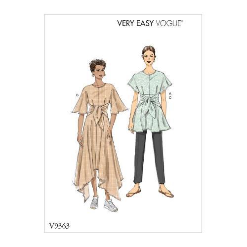 Vogue Tipar Combinatii Femei V9363