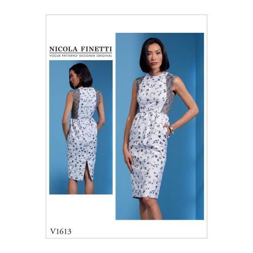 Vogue Tipar Rochie V1613