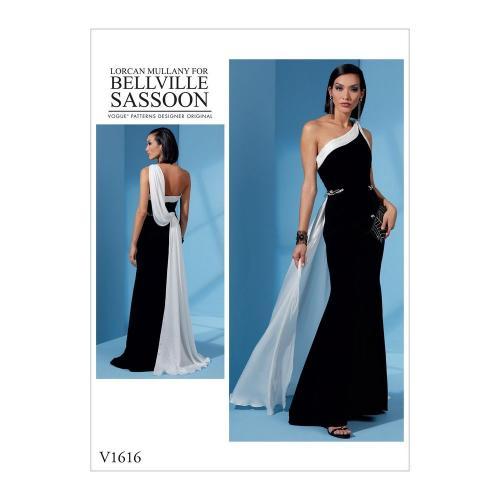 Vogue Tipar Rochie V1616