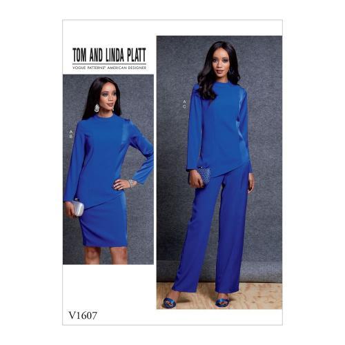 Vogue Tipar combinatii dama V1607