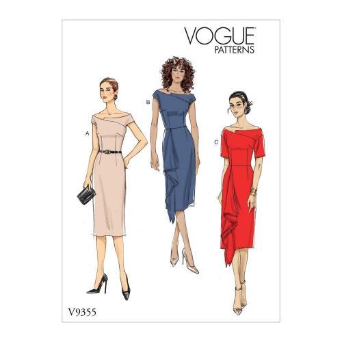 Vogue Tipar Combinatii Femei V9355