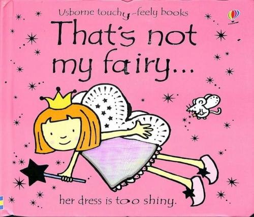 Usborne That's Not My Fairy...