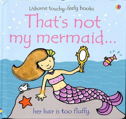 Usborne That's Not My Mermaid...