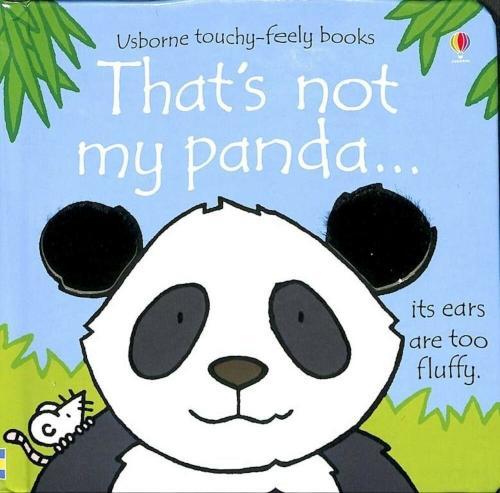 Usborne That's Not My Panda...
