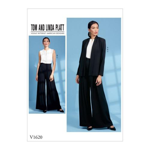 Vogue Tipar Combinatii Femei V1620