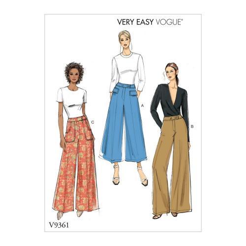 Vogue Tipar Combinatii Femei V9361