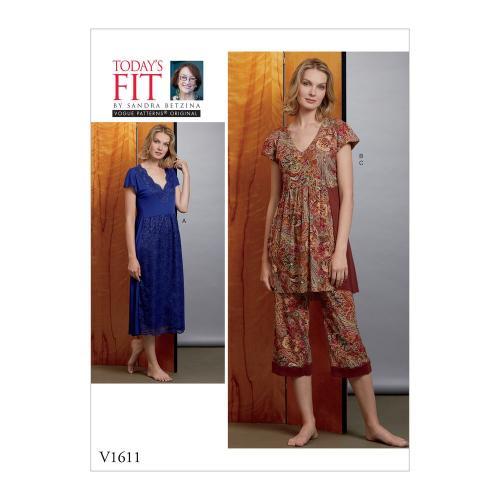 Vogue Tipar combinatii V1611