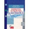 Eugen Radu Exercitii si probleme de matematica pentru clasa a IX-a