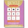 United States Playing Cards Company Bicycle Invisible