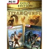 THQ Titan Quest Gold Edition PC