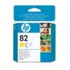 HP No. 82 Yellow CH568A