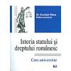 Costica Voicu Istoria statului si dreptului romanesc