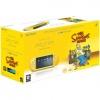 Sony PSP YELLOW + JOC THE SIMPSONS GAME