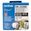 DK 22205 CONTINOUS PAPER TAPE 62MM