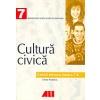 Autor colectiv Cultura civica: caietul elevului, clasa a VII-a