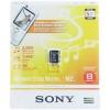 Sony Memory Stick Micro M2  8GB MSA8GN2