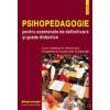 Constantin Cucos Psihopedagogie pentru examene de definitivare si grade didactice