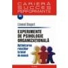 Lionel Dagot Experimente de psihologie organizationala